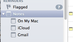 Apple Mail Notes Gmail Google Mail Sync