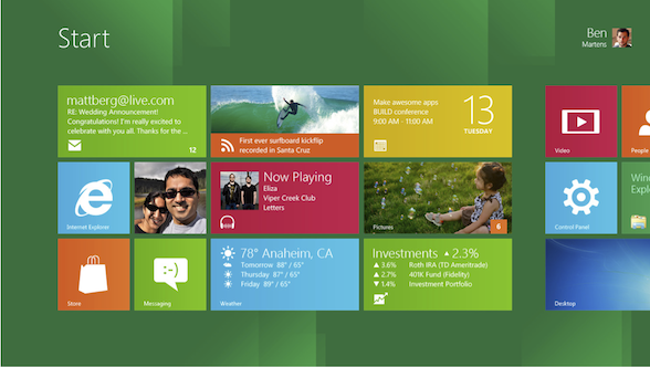 Download Windows 8 Metro